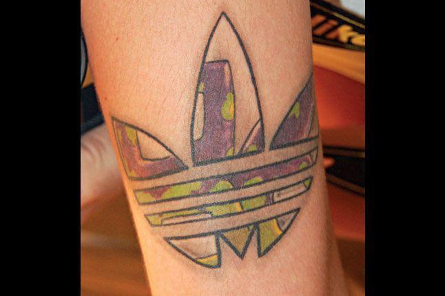 Sneaker Tattoo 9 1