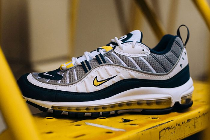 Nike Air Max 98 Tour Yellow 2018 Og 9