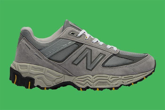 New Balance 990V5 801 Trail Right Side Shot