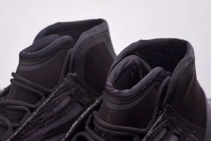 Adidas Yeezy Basketball Black Eg1536 Release Date 4 Ankle