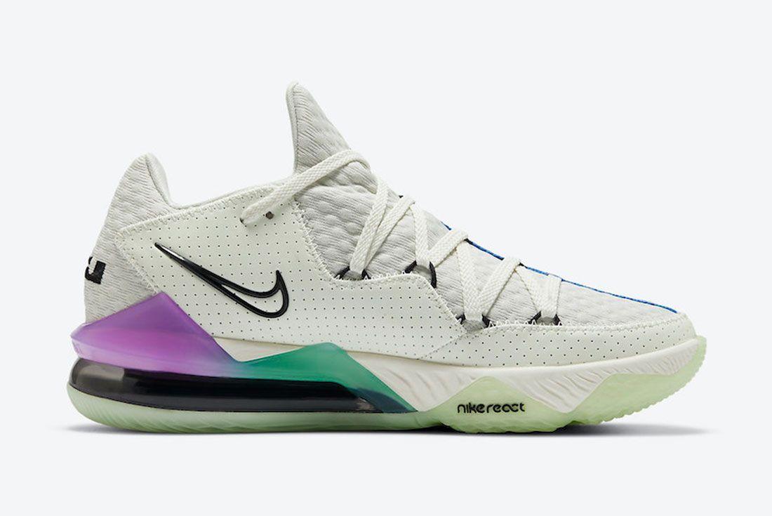 Nike LeBron 17 Low CD5007-005