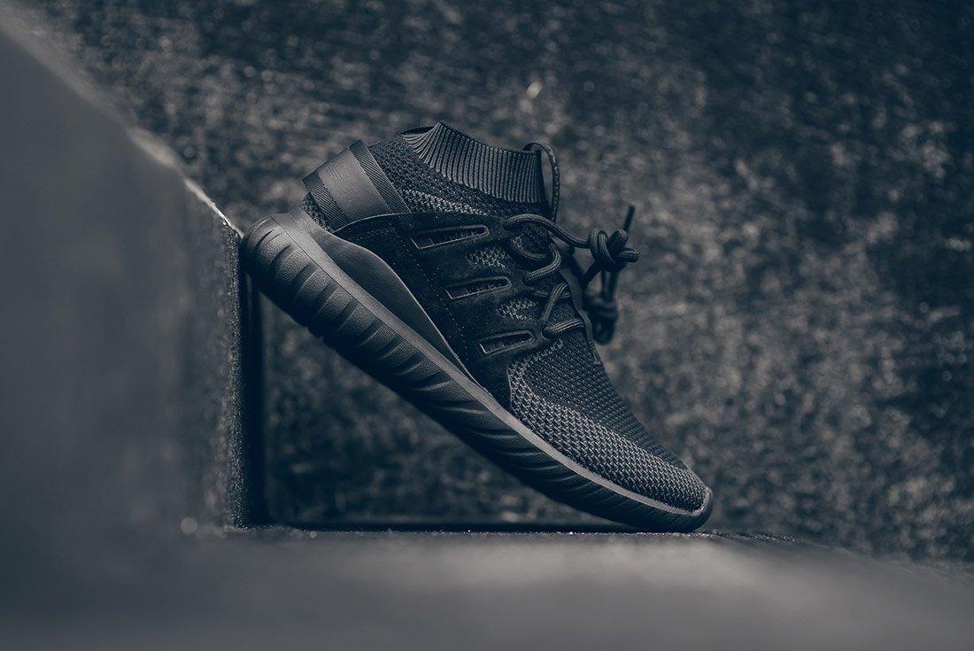 Adidas Tubular Nova Primeknit Pk Triple Black 3