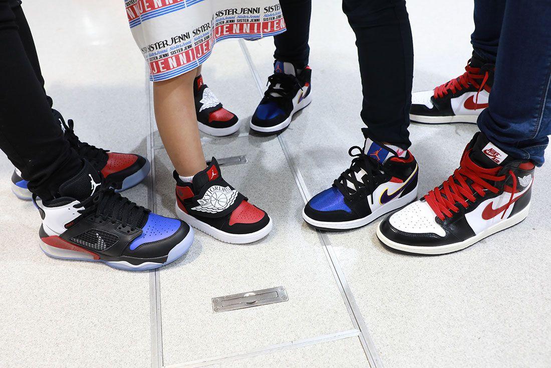 Atmos Con Tokyo 2019 Koji Sneaker Freaker On Foot Shot3