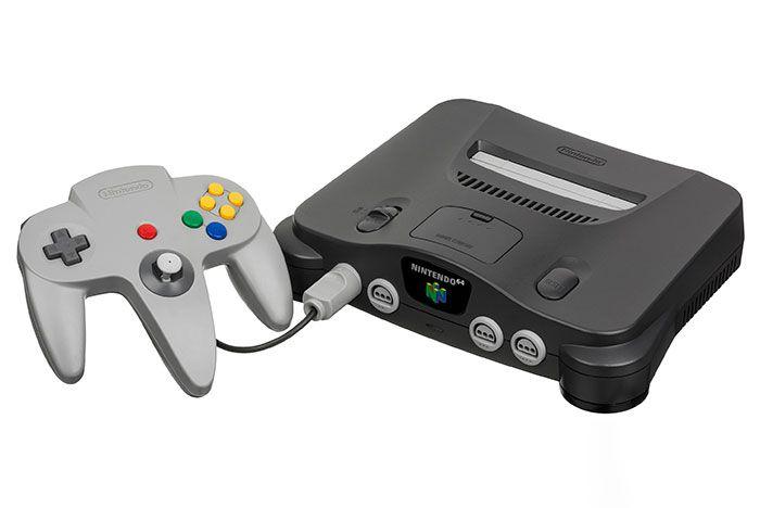 Nintendo 64 Console Controller