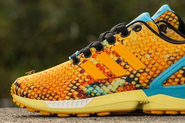 Adidas Zx Flux Honeycomb 11
