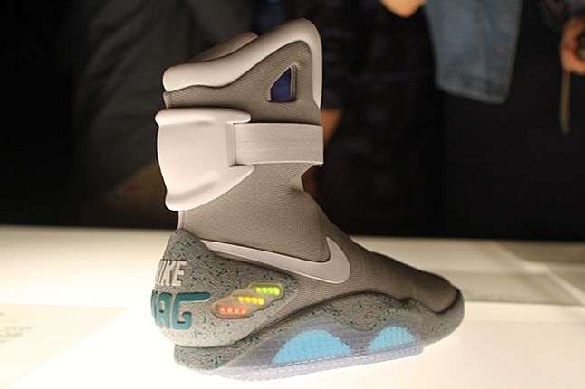 Back To The Future Sneakers 1 1