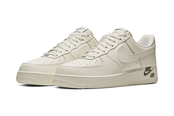 Nike Air Force 1 Low Sail Team Red New Branding 1
