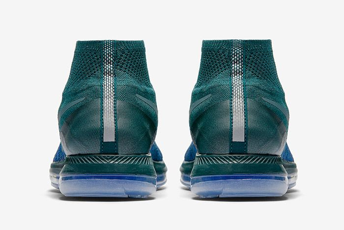Nike Zoom All Out Flyknit Atomic Teal Blue 2
