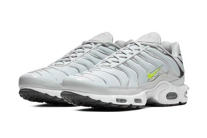 Nike Air Max Plus Grey Volt 2