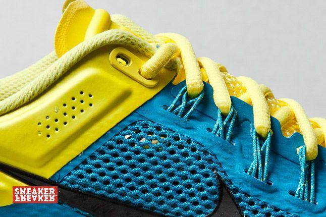 Nike Wmns Air Max Plus 2013 Tropical Teal Sonic Yellow 1 Det 1