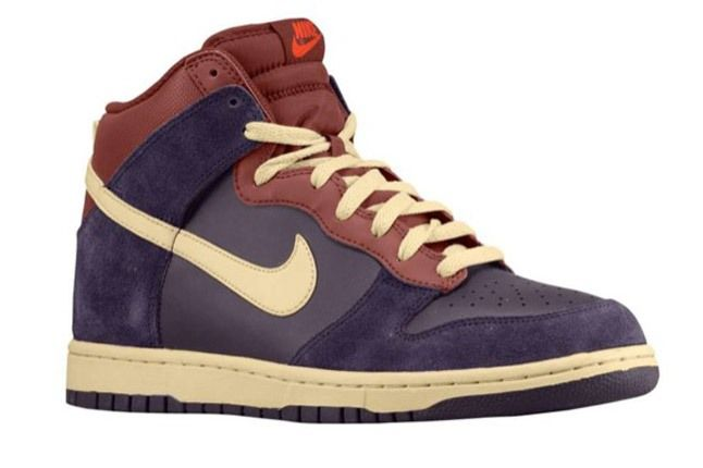 Nike Dunk Hi Port Wine 1