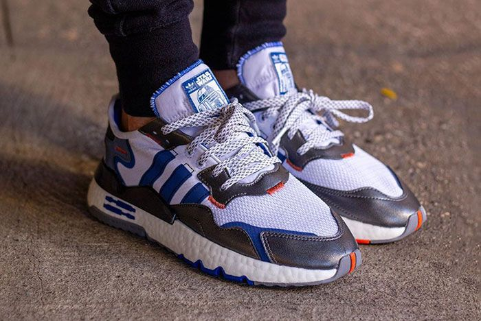 Adidas Star Wars Nmite Jogger R2 D2 On Foot6