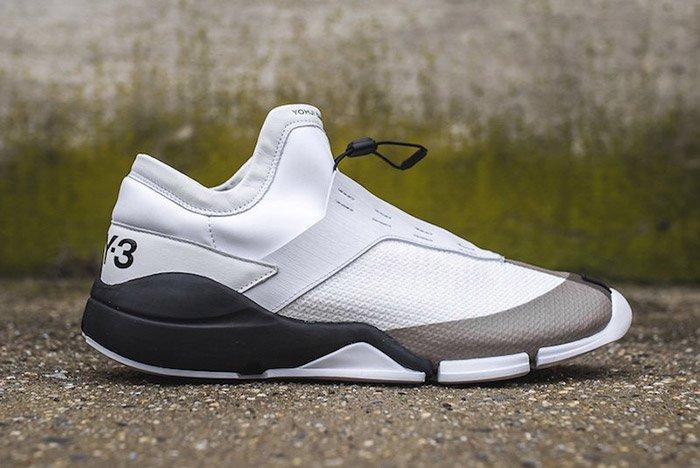 Adidas Y 3 Future Low Crystal White 5