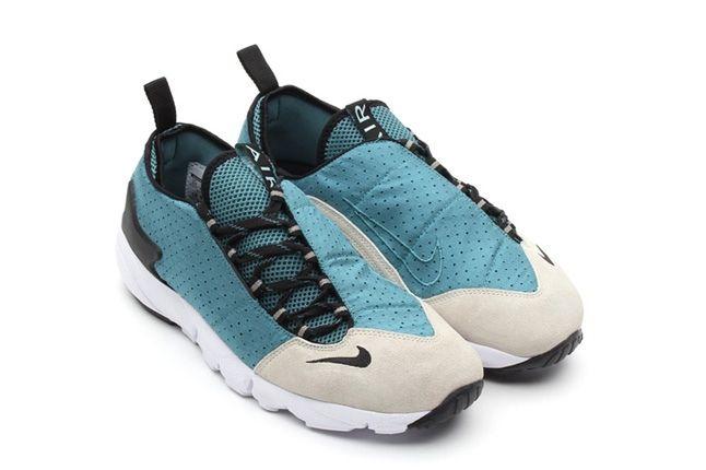 Nike Air Footscape Motion Mnrlteal Lghtbone Hero 1