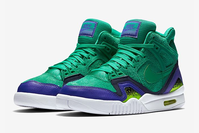Nike Air Tech Challenge Ii Wmns Stadium Green