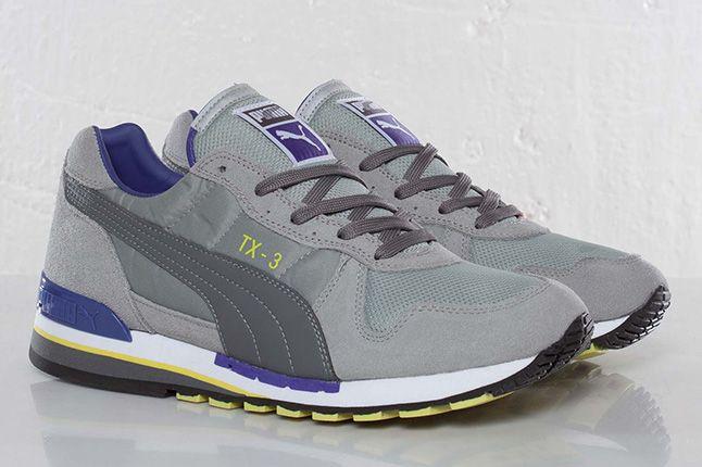 Puma Tx 3 Grey 1