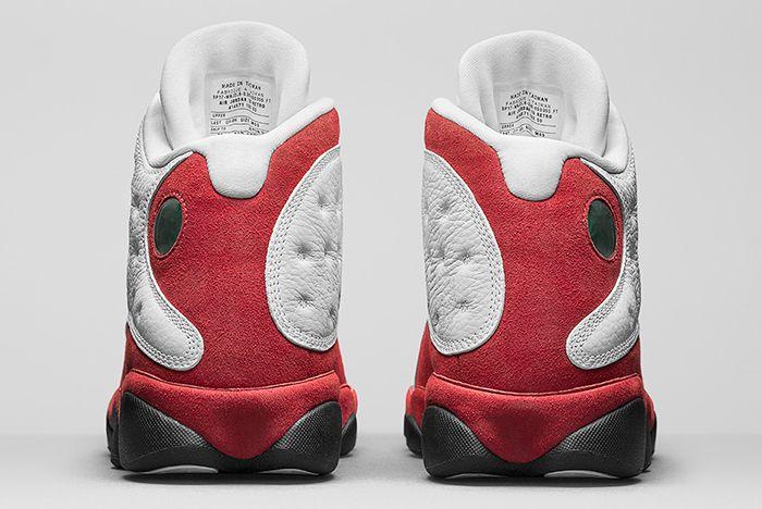 Air Jordan 13 True Red