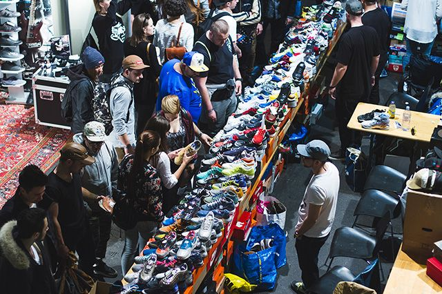 Sneakerness Zurich 2014 Recap 62