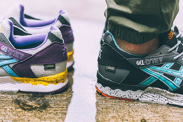 Asics Tiger Gel Lyte V Gore Tex August Delivery7