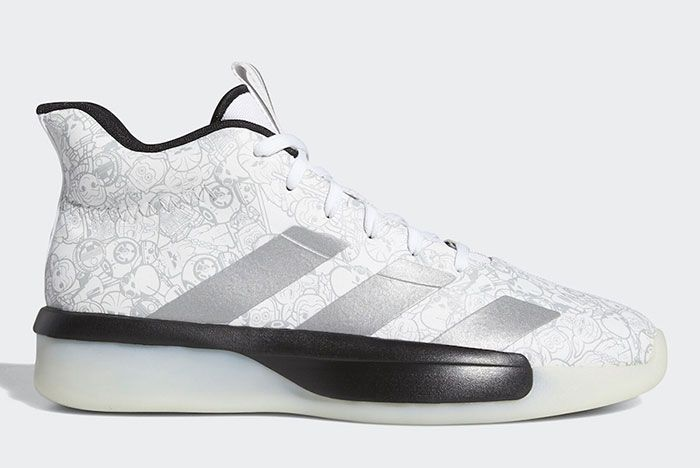 Star Wars Adidas Pro Next 2019 Eh2459 Release Date Side
