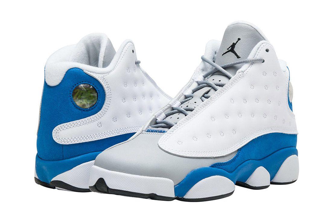 Air Jordan 13 Italy Blue 2