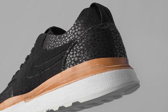 Nike Safari Royal Black 3