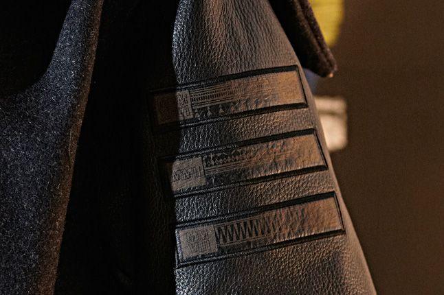 Black History Month Nike Jacket Detail 1