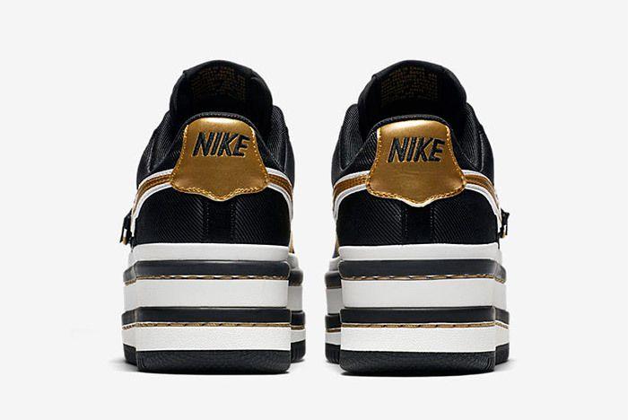 Nike Vandal 2 K Silver Black 2