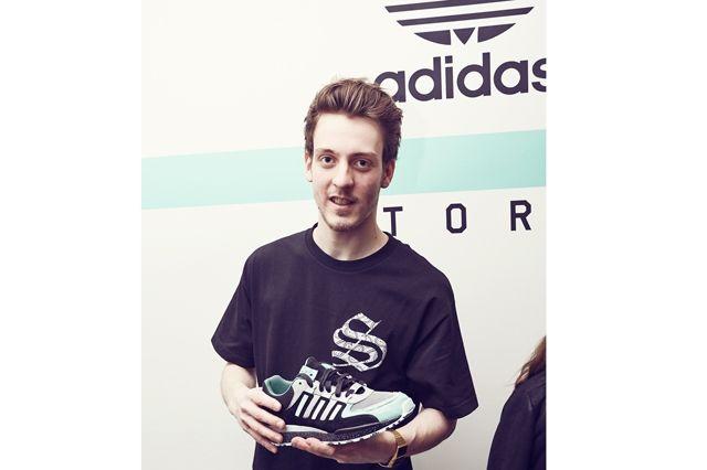 Sneaker Freaker Adidas Torsion Integral S Launch 21
