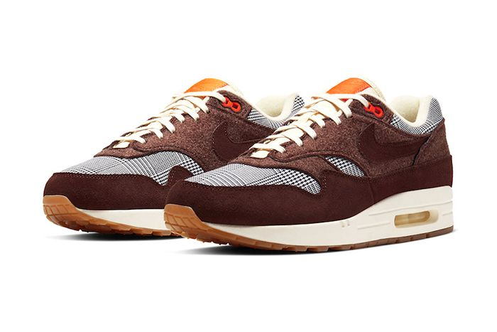 Nike Air Max 1 Houndstooth Ct1207 200 Release Date Pair