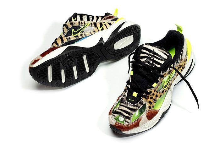 Nike M2 K Tekno Animal Pack Front Angle 3