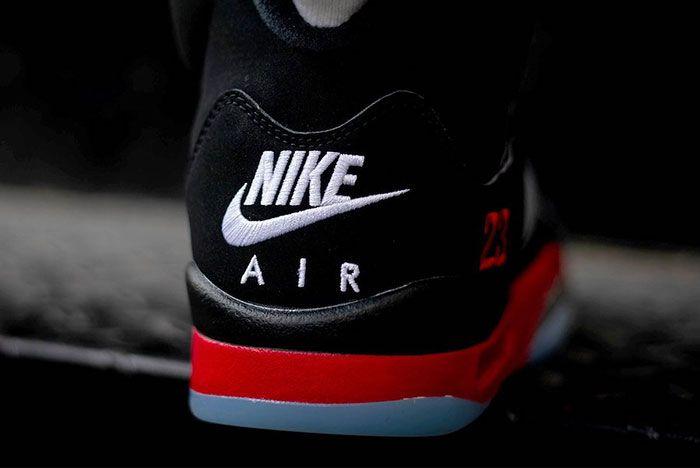 Air Jordan 5 Top 3 Cz1786 001 On Feet Release Date 7 Leak