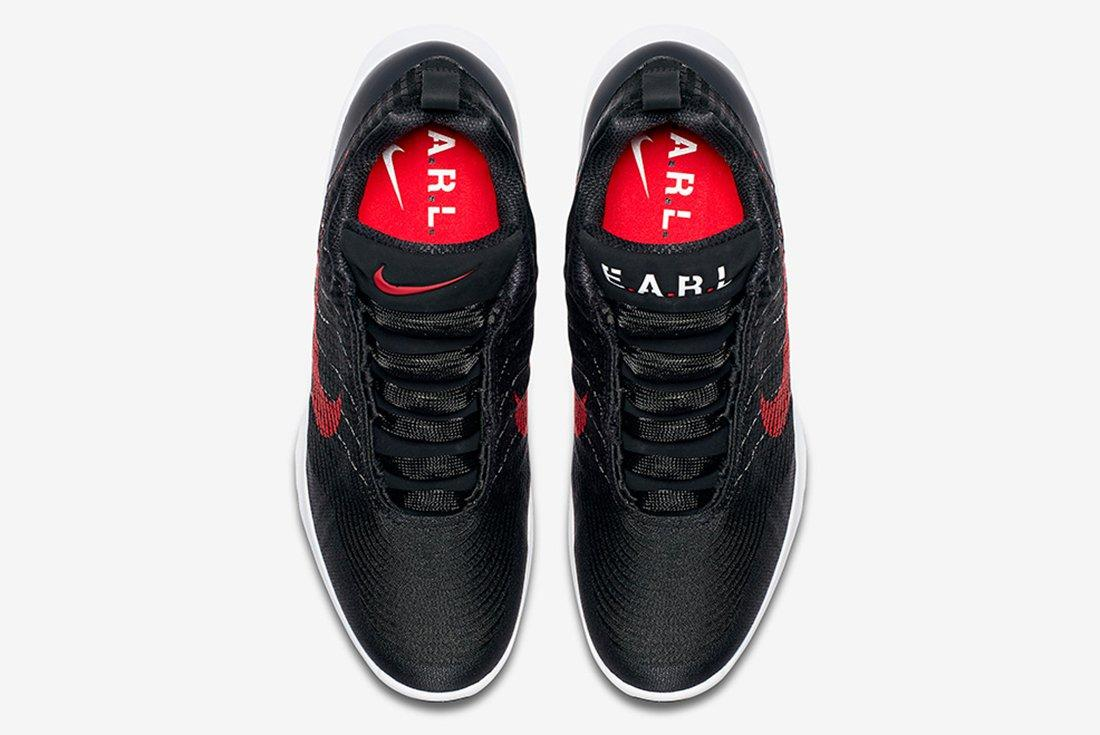 Nike Hyperadapt 1 0 Blackuniversity Red 7