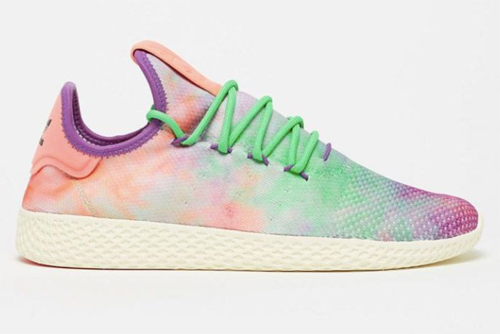 1 Pharrell X Adidas Tennis Hu Holi Powder Dye