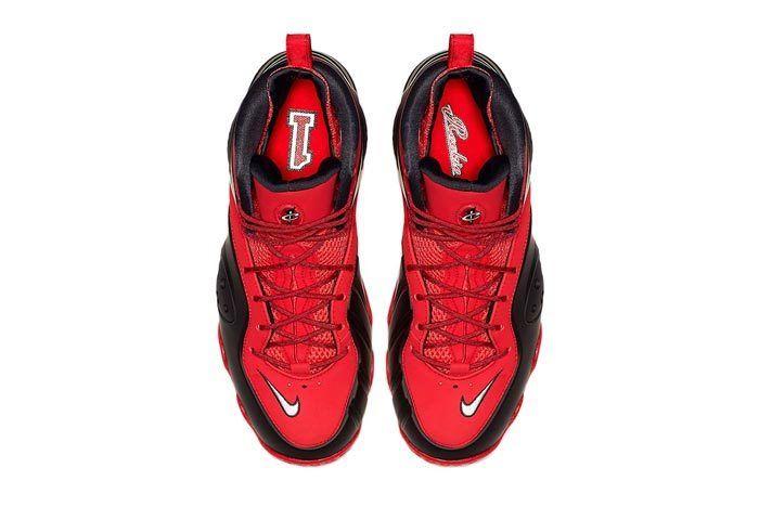 Nike Zoom Rookie University Red 3
