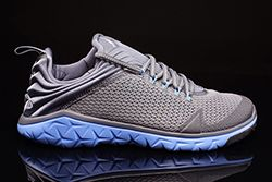 Jordan Flight Flex Trainer Grey University Blue Thumb