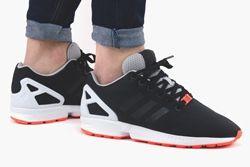 Thumb Adidas Zx Flux Core Black Core Black White 1