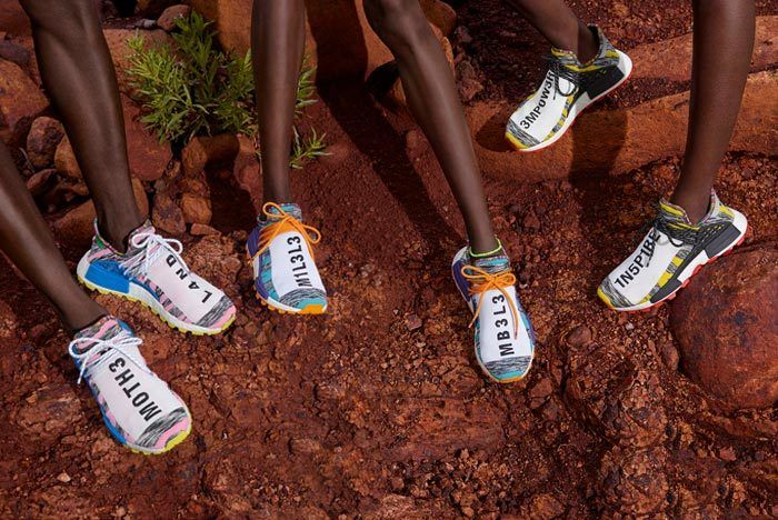 Pharrell Williams Solar Hu Lookbook 3