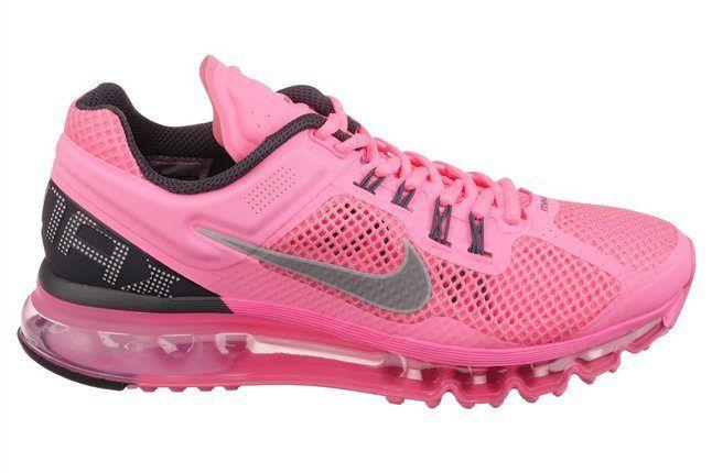 Nike Air Max 2013 Em Pink Profile 1