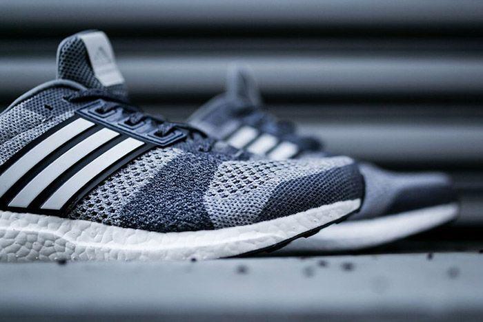 Adidas Ultra Boost St Grey Pink 2