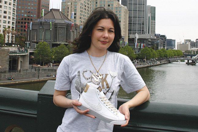 Hayley Mei Bob 2008
