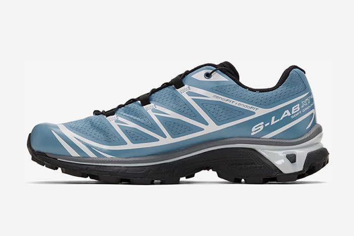 Salomon S Lab Xt 6 Adv Blue Left