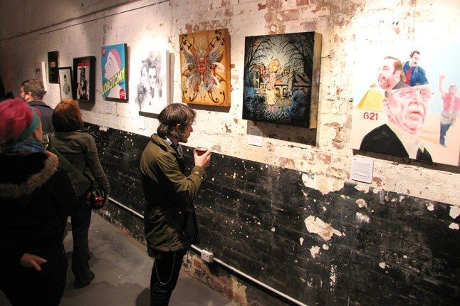 Just Another Group Show 1000 Pound Semi Permanent 9 1