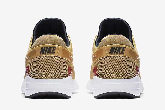 Nike Air Max Zero Metallic Gold 2