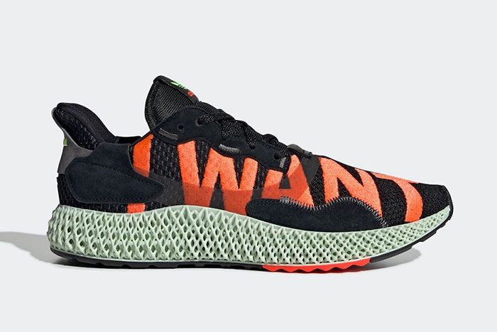 Adidas Zx 4000 4 D I Want I Can Black Ef9625 Release Date 1 Side