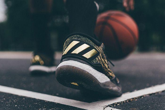 Adidas James Harden Crazylight 2016 Pe Gold Standard 7