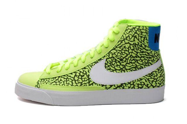 Nike Blazer Volt Elephant 2