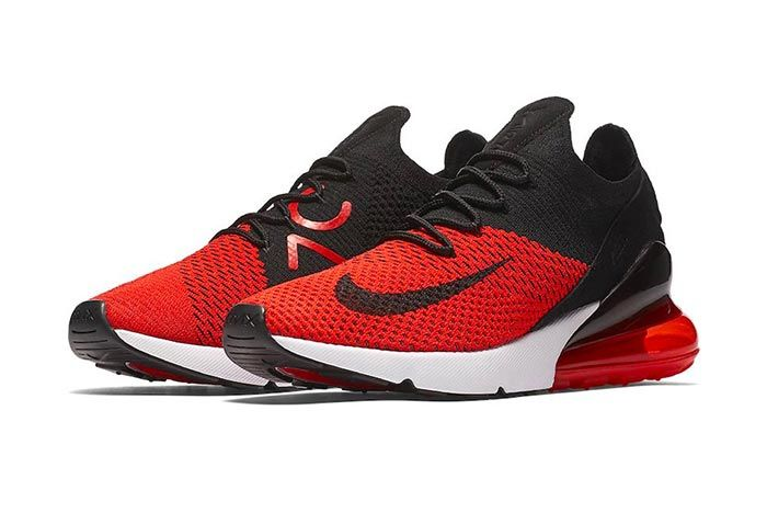 Nike Air Max 270 Flyknit Bred 3