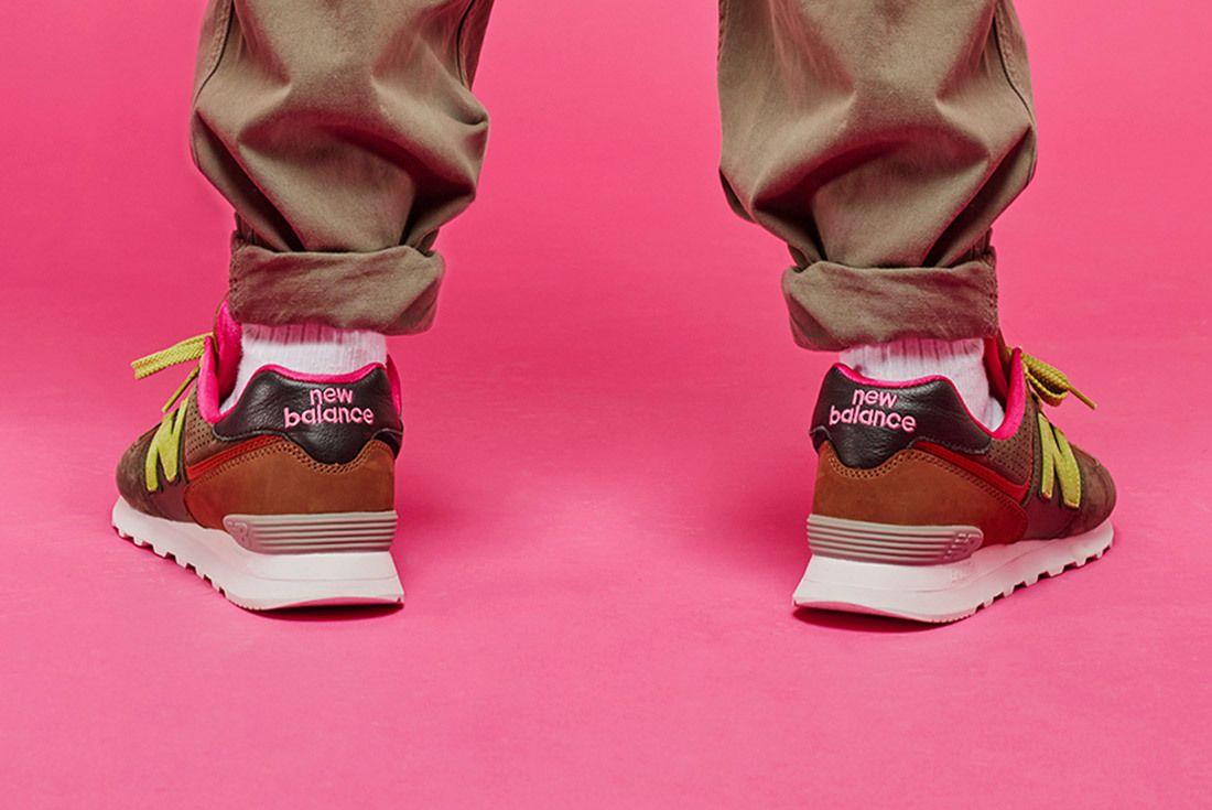 Sneakersnstuff New Balance 574 2