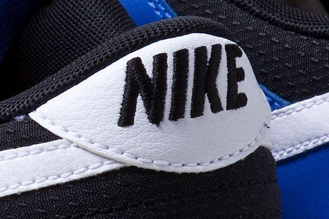 Nike Dunk Low Royal Blue Nike Logo 1